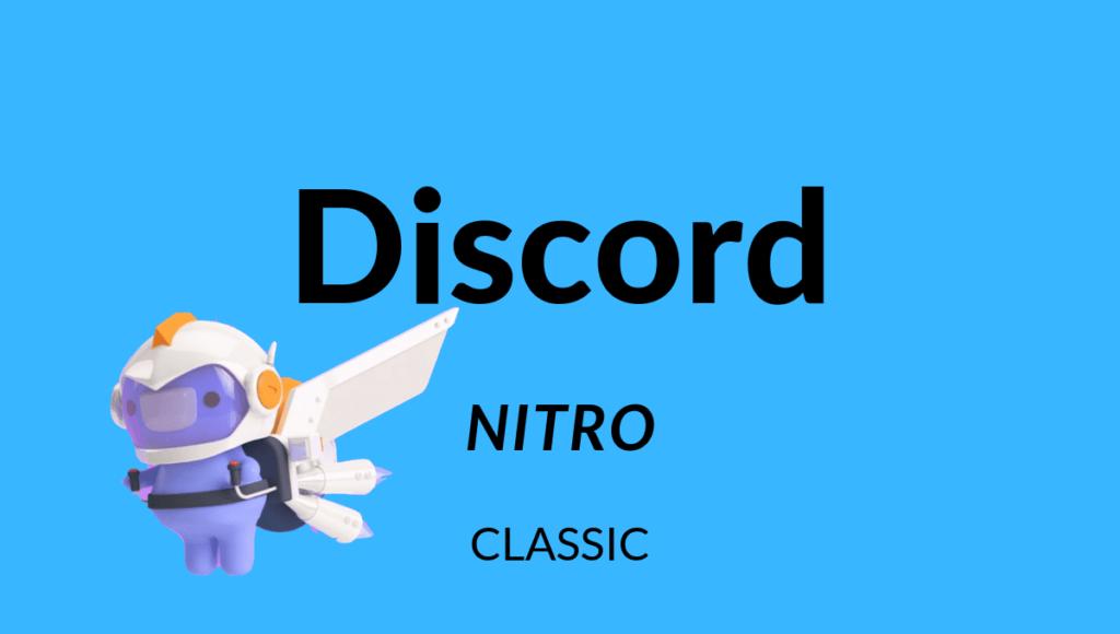 Discord Nitroとは?CLASSICとの特典違いや契約解約方法を徹底